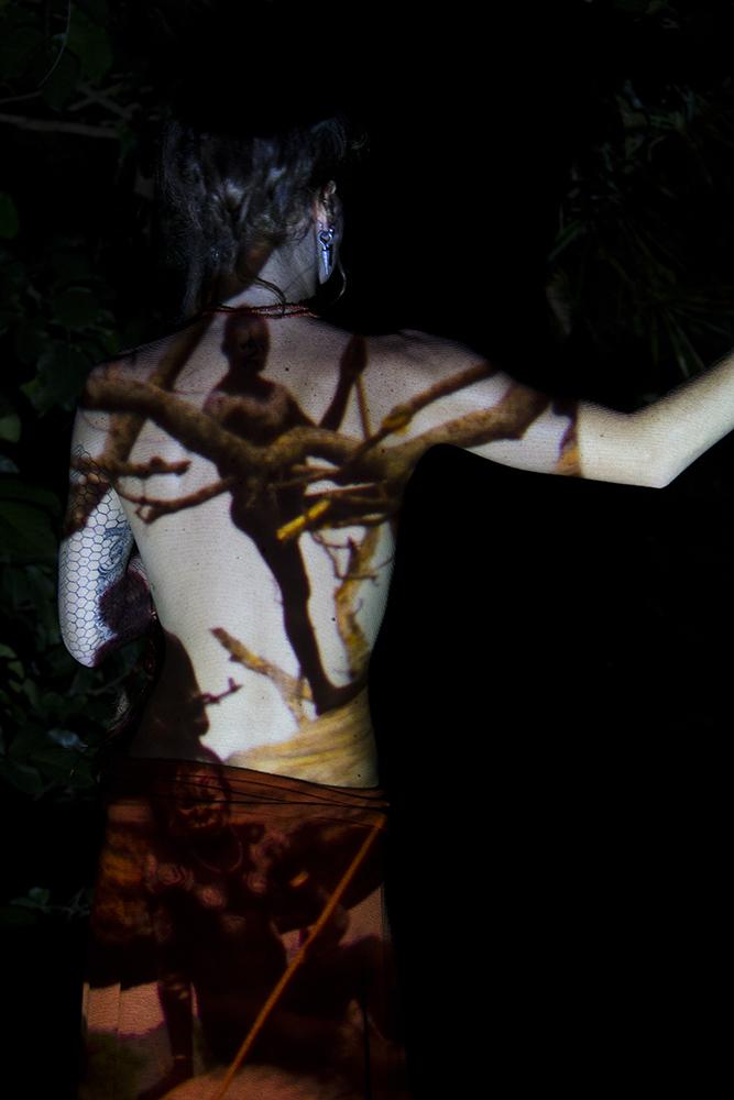 Skin over Skin #3
