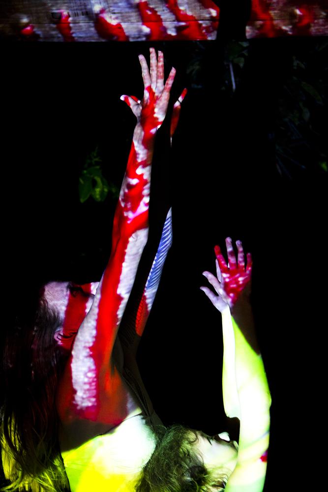 Skin over Skin #14